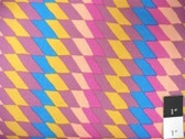 Brandon Mably BM02 Ripple Pink Quilting Weight Cotton Fabric By The Bolt