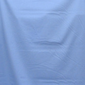 Free Spirit Designer Voile Solids Sky Blue Cotton Fabric By Yard
