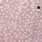 Joel Dewberry RAJD008 Cali Mod Chestnut Branch Pink RAYON Fabric By The Yard