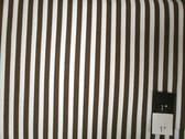 Jennifer Paganelli JP02 Bell Bottoms Eliza Stripe Brown Fabric By Yard