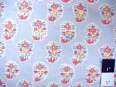 Kaffe Fassett GP75 Asha Grey Quilt Cotton Fabric By Yd