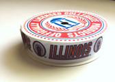 "University of Illinois  Grograin Ribbon 7/8"" Wide 10 Yards"