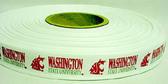"Washington State  Grosgrain Ribbon * 10 Yds 1 1/2"" Wide"