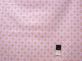 Annette Tatum AT60 Bohemian Checkers Pink Fabric 1 1/2 Yard