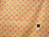 Jenean Morrison PWJM056 Power Pop Big Star Orange Fabric By Yd
