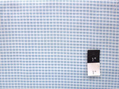 Denyse Schmidt DS15 Greenfield Hill Mill Plain Blueberry Fabric By Yard