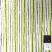 Denyse Schmidt DS03 Hope Valley Canyon Stripe Piney Woods Fabric By Yard