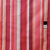 Valori Wells FVW08 Urban Flannels Stripe Pink Flannel Fabric By Yd