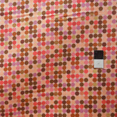 Valori Wells FVW12 Urban Flannels Dots Pink Flannel Fabric By Yd