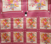 Anna Maria Horner VAH08 VOILE Little Folks Square Dance Berry By Panel