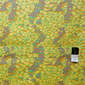 Brandon Mably BM14 Shell Scape Yellow Quilt Cotton Fabric