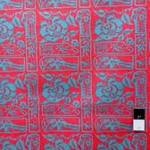 Melissa White PWMW009 Misaki Shanghai Cutouts Slavic Fabric By Yard