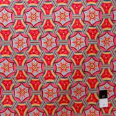 Melissa White PWMW008 Misaki Pine Wheels Slavic Fabric By Yard