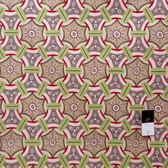Melissa White PWMW008 Misaki Pine Wheels Baltic Fabric By Yard