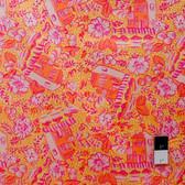 Melissa White PWMW013 Misaki House & Garden Jaipur Fabric By Yard