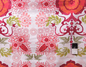 Ty Pennington PWTY022 Spring Impressions Revelation Hot Rose Cotton Fabric By Yd