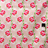 Tanya Whelan PWTW046 Sugar Hill Rose Trellis Pink Fabric By Yd