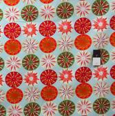 Dena Designs DF99 Kumari Garden Sashi Ice Fabric By Yard
