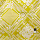 Anna Maria Horner AH41 LouLouThi Framed Citron Fabric By Yd