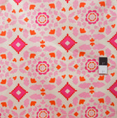 Dena Designs PWDF107 Taza Josephine Pink Fabric By Yard