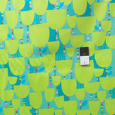 Erin McMorris EM32 Summersault Pixie Stick Lime Fabric By The Yard