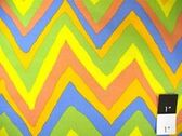 Brandon Mably BM06 Jazz Yellow Quilt Cotton Fabric By The Yard