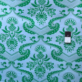 Jennifer Paganelli PWJP072 Circa Lilly Green Fabric By Yard