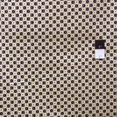 Denyse Schmidt PWDS034 Chicopee Voltage Dot Black Fabric By Yard