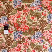 Melissa White PWMW020 Amelie's Attic Sweet Breeze Teastained Fabric By Yard
