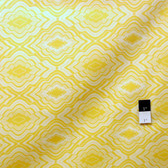 Jenean Morrison PWJM071 In My Room Pillow Fort Yellow Fabric By Yd