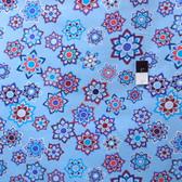 Jenean Morrison PWJM083 Beechwood Park Sunkissed Blue Fabric By Yd