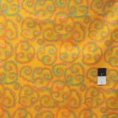 Brandon Mably PWBM030 Cosmos Gold Quilt Cotton Fabric By The Yard