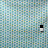 Joel Dewberry JD32 Acorn Chain Pond Cotton Fabric By Yd