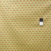 Dan Bennett PWDB039 Temple Pyramids Topaz Fabric By The Yard