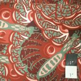 Melissa White MW01 Fairytale Garden Fritillary Wings Rich Fabric By Yard