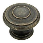 """P22669-WCN 1 3/8"""" Harmon Warm Chestnut Cabinet Drawer Knob"""