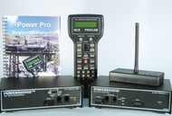 NCE / Powerhouse Pro with 916 MHz radio and RB01 Base Station. Requires power supply (SCALE=ALL) Part # = 524-7
