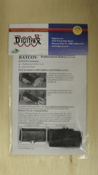 BATCOV Digitrax / Throttle Battery Cover  (Scale = ALL)  Part # 245-BATCOV
