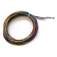 DCDRWIRE Digitrax / Dcdr Wire 9-Cnd/30AWG 10'  (Scale = HO)  Part # 245-DCDRWIRE