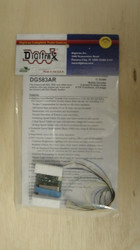 Digitrax / Dcdr 5amp w/Aristo plug  (Scale = G)  Part # 245-DG583AR