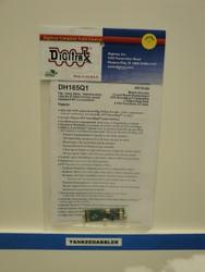 Digitrax / Plg N Ply w/Sndbg Socket  (Scale = HO)  Part # 245-DH165Q1