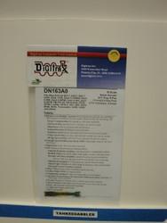 Digitrax / Plg N'Ply Dcd Atls GP40-2  (Scale = N)  Part # 245-DN163A0