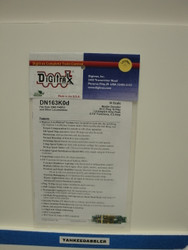 Digitrax / Plg N'Ply dcdr Kato F40PH  (Scale = N)  Part # 245-DN163K0D