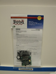 DS52 Digitrax / Dual Stationary decoder  (Scale = HO)  Part # 245-DS52