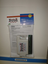 (HO  SCALE) DIG-DS64-Stationary Decoder -- 4-Output