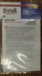Digitrax / Plg N'Ply dcdr MT GP9/35  (Scale = Z)  Part # 245-DZ123M0