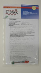 (ALL  SCALES) DIG-DZ146PS-Series 6 Control Decoder for Z, N &