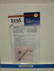 Digitrax / Decoder Atlas SD50/60  (Scale = N)  Part # 245-SDN144A1
