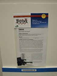 SMHK Digitrax / Signal Mntng Hardware Kit  (Scale = HO)  Part # 245-SMHK