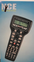 NCE /  Power Cab DCC Starter System - North (SCALE=ALL)Part # = 524-25